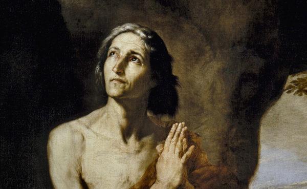 Житие преподобной, Зосима, Марии Египетской