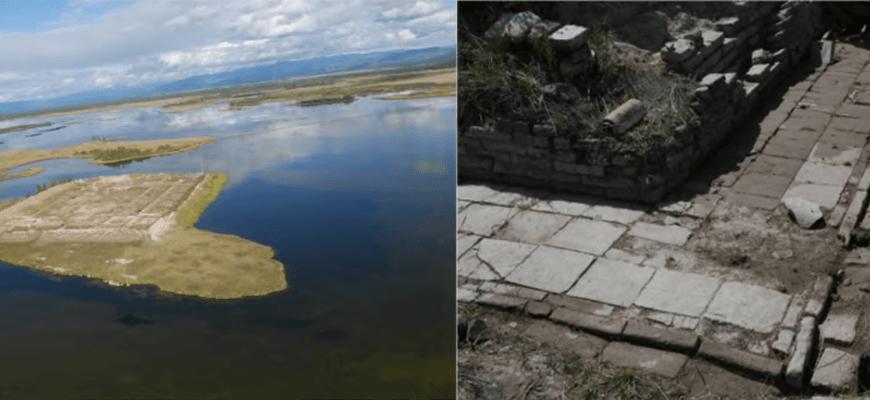 Крепость Пор-Бажын - образец древнекитайской архитектуры