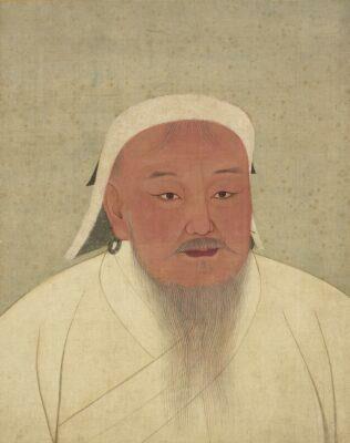 Т Путь к раю, Чингисхан, номада, темучин