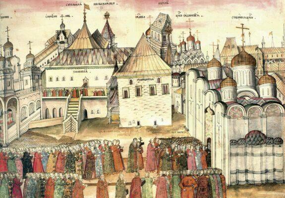 Москва, ТРЕТИЙ, РИМ, Русь, Византии
