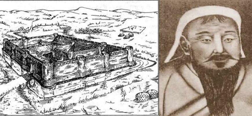 ТУВА В ЭПОХУ ИМПЕРИИ ЧИНГИСТУВА В ЭПОХУ ИМПЕРИИ ЧИНГИСХАНА (монголы)