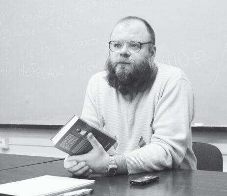 публицист религиовед Дмитрий Урушев