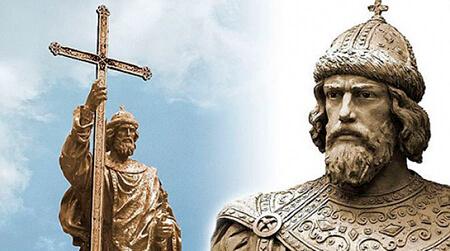 Владимир, святой, ярополк, ольга,