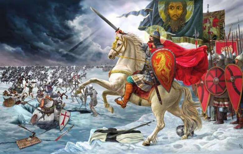 aleksandr nevskiy ledovoe poboishe