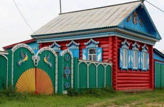 Две старообрядческие деревни