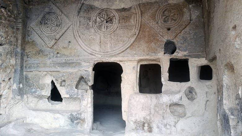 Каппадокия. Пещерные монастыри