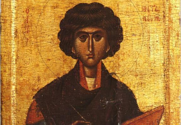 Пантелеимон, целитель, святой, Пантолеонисус