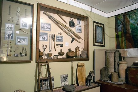 Сафьянов, ПЕРЕСЕЛЕНЦЫ, ТУРАН, музее