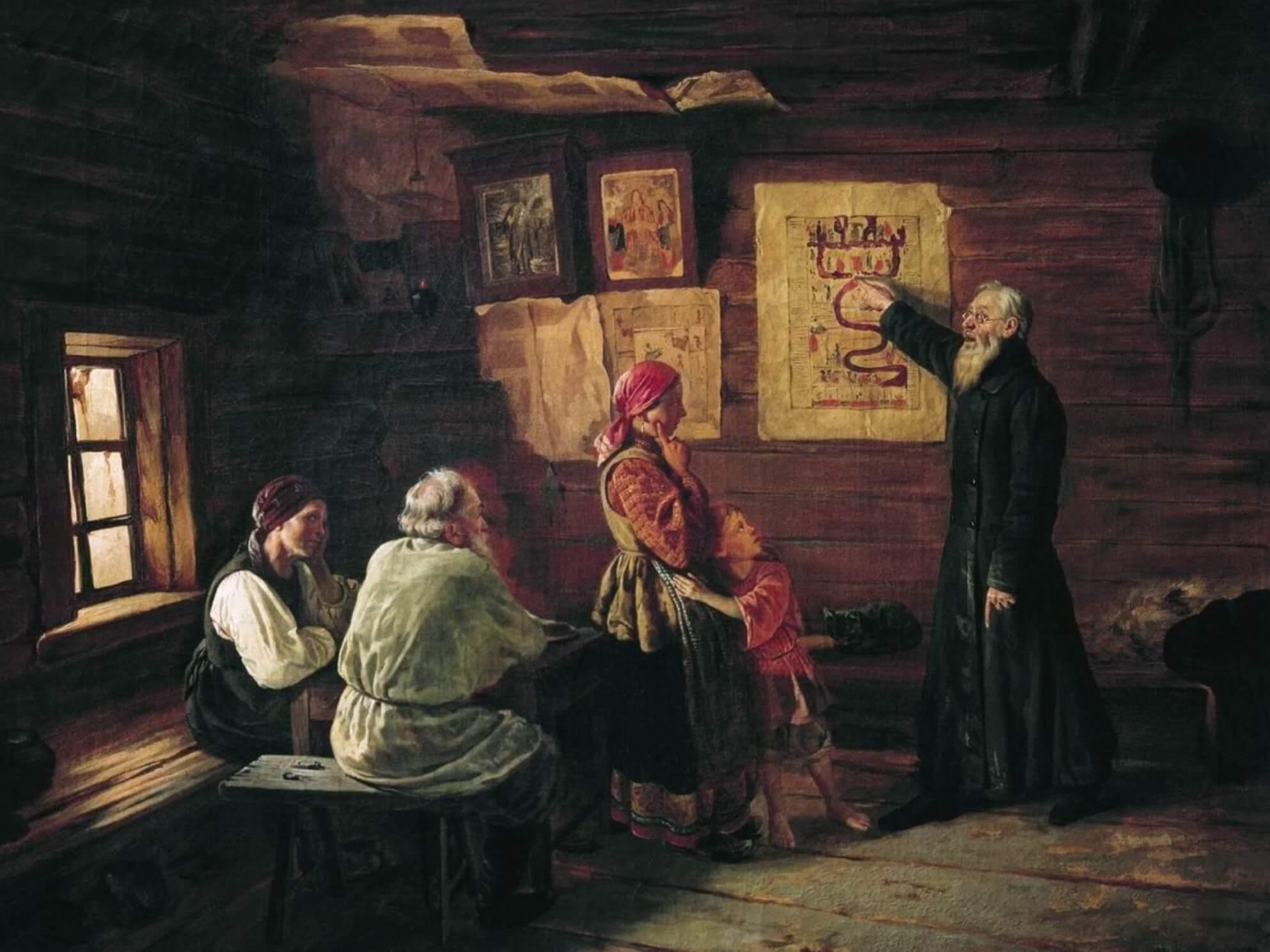 Домострой, Семья, Жена, Дети 2