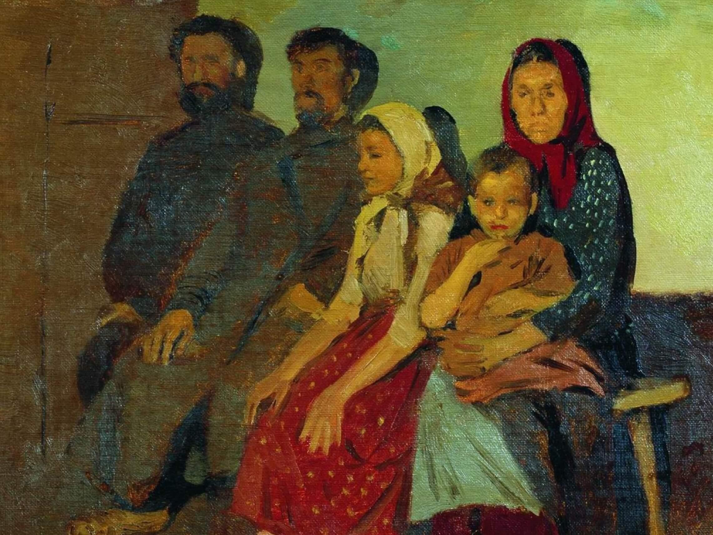 Домострой, Семья, Жена, Дети 4
