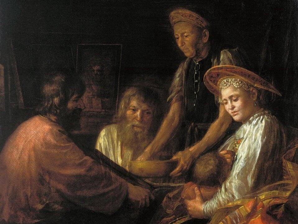 Домострой, Семья, Жена, Дети 3