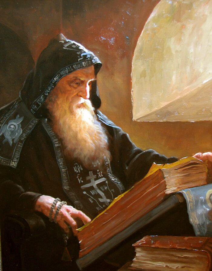 Сергию Радонежскому - отцу нашему