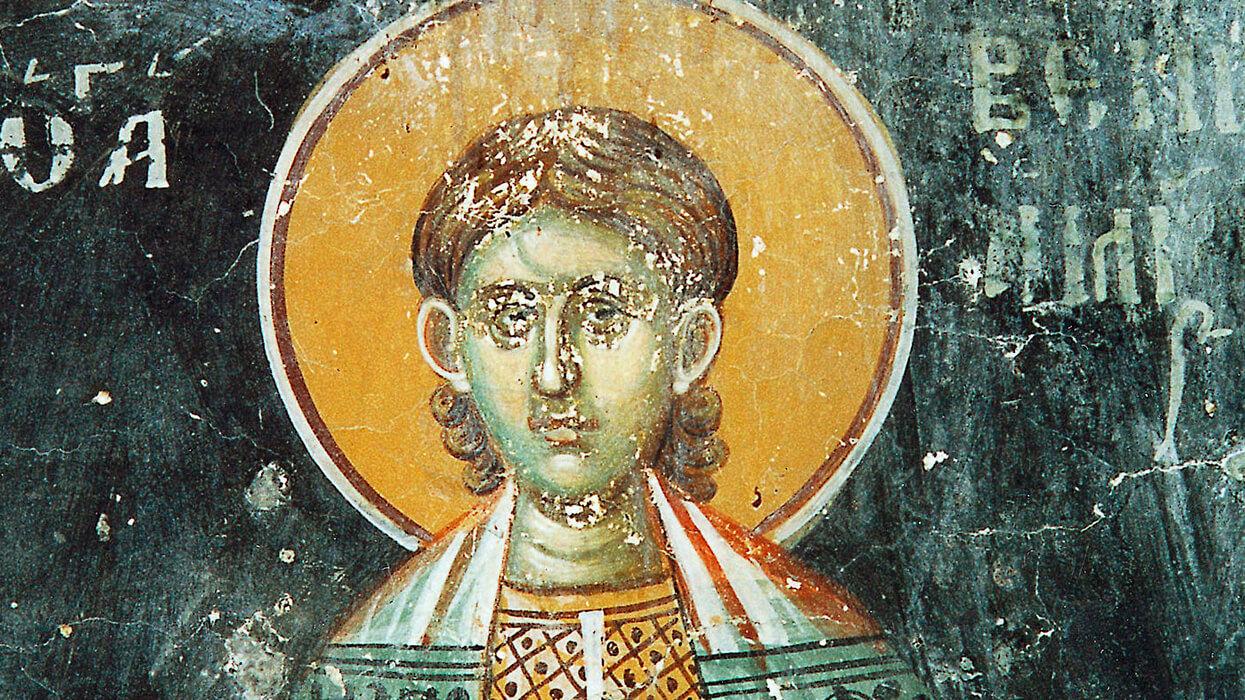 Священномученик Вениамин Персидский