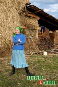Наталья Петенева – главная женщина в семье после мамы.