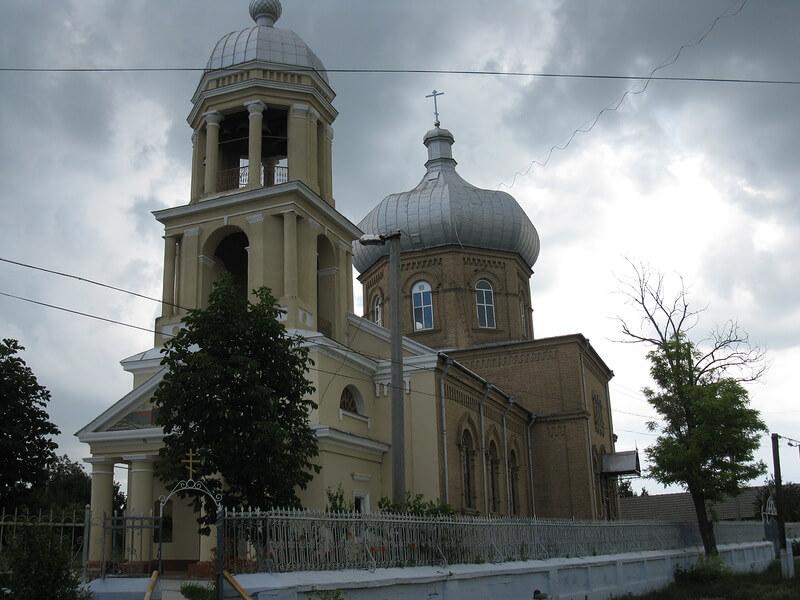 Храм апостола Иоанна... Старая Некрасовка