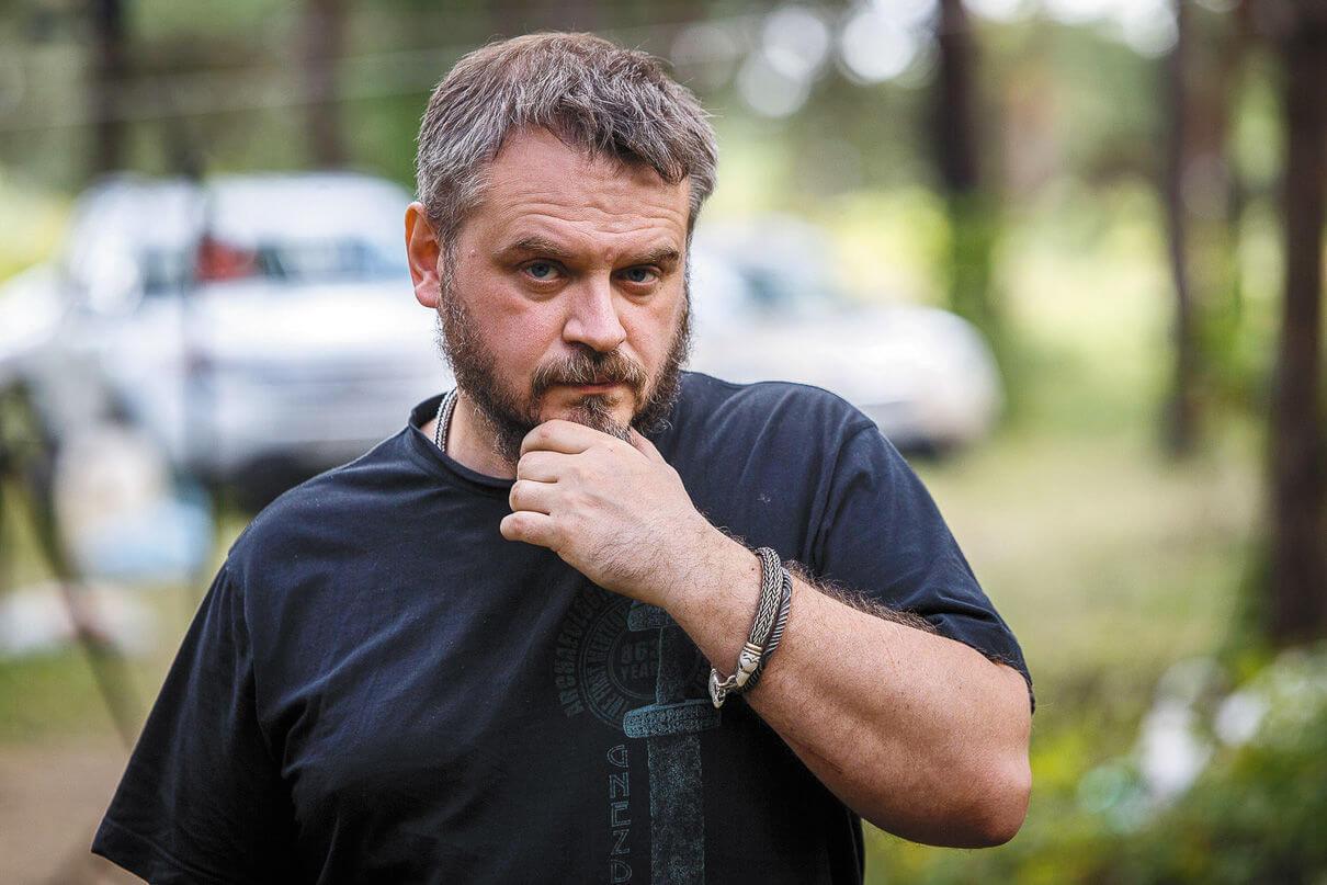 Старший научный сотрудник отдела археологических памятников ГИМ Сергей Каинов