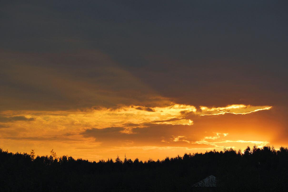 Закат над Китежем