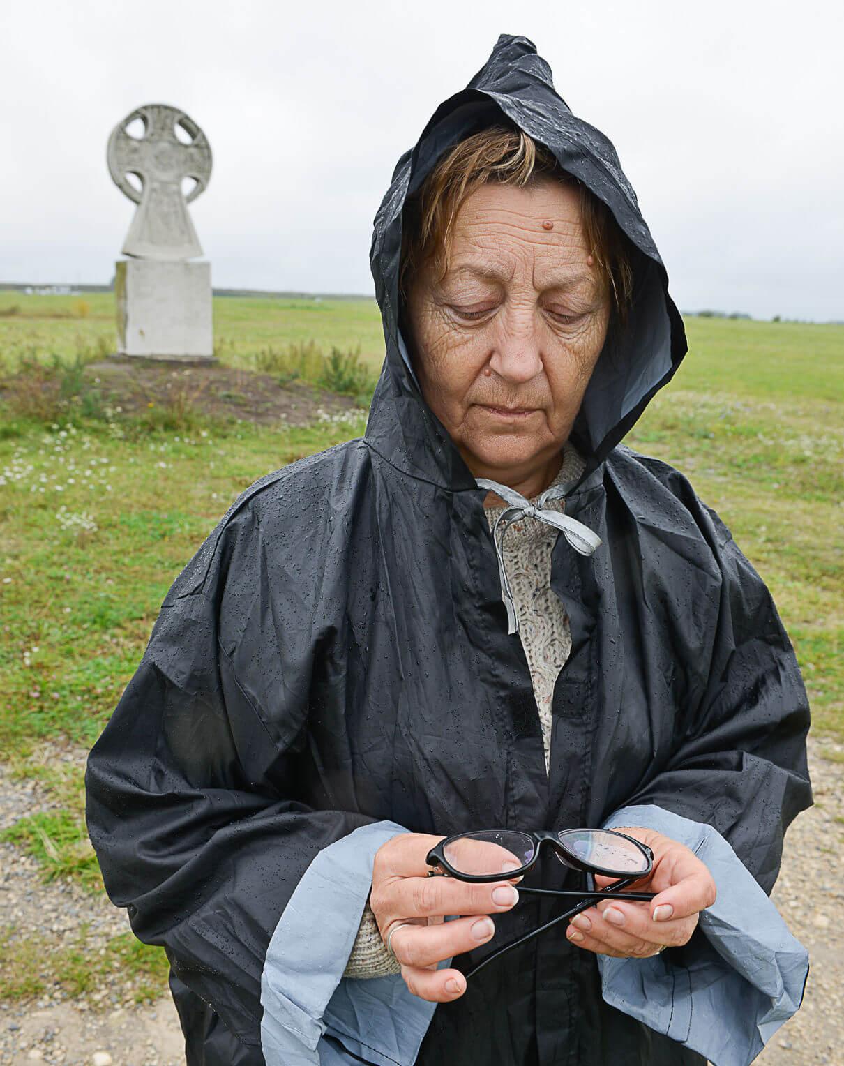 Археолог Буланкина много лет занимается вопросами изучения и музеефикации Старой Рязани