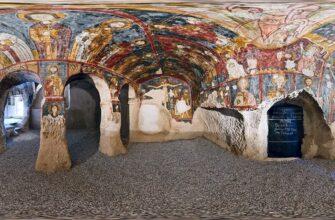 Пещерные монастыри-6