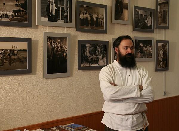 Сергий Аветян – куратор старообрядческой фотовыставки ОДМ РПСЦ