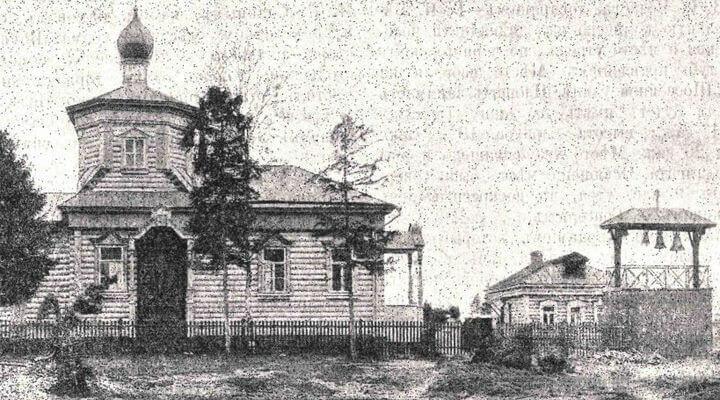 храм Параскевы