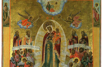 Икона, Владычица, Богоматерь, иконы, Евфимия, храмы,