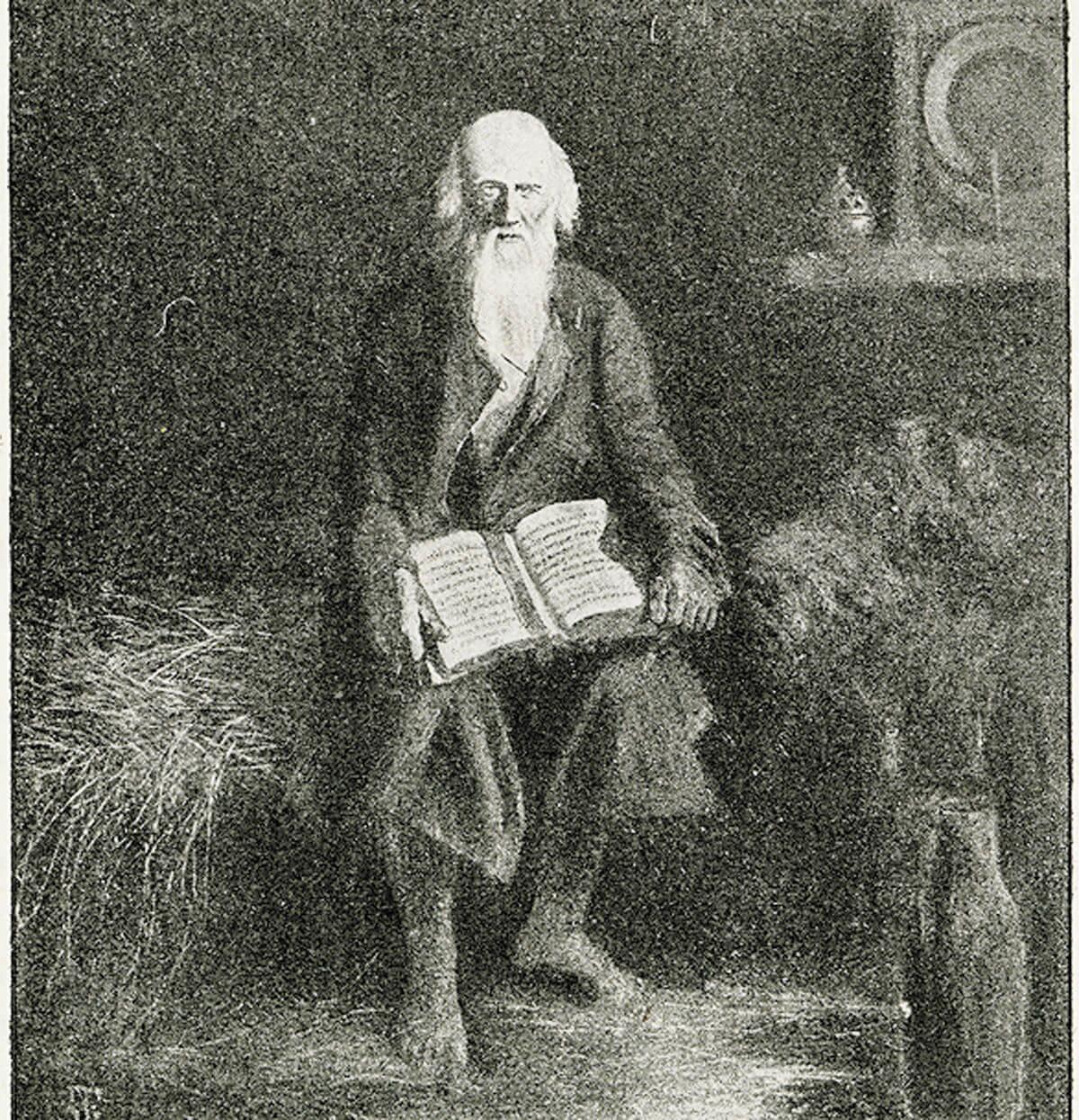 Протопоп Аввакум (1620 или 1621–1682), русский религиозный деятель