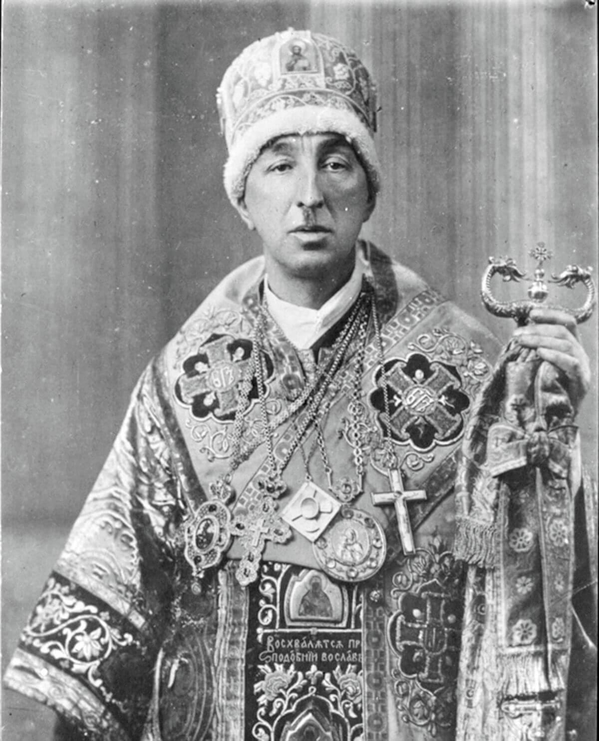 Александр Иванович Введенский (1889–1946), лидер обновленческого движения в 1922— 1946 годах