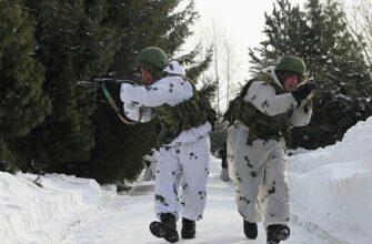 Спецназ ЦВО начали тренировать староверы