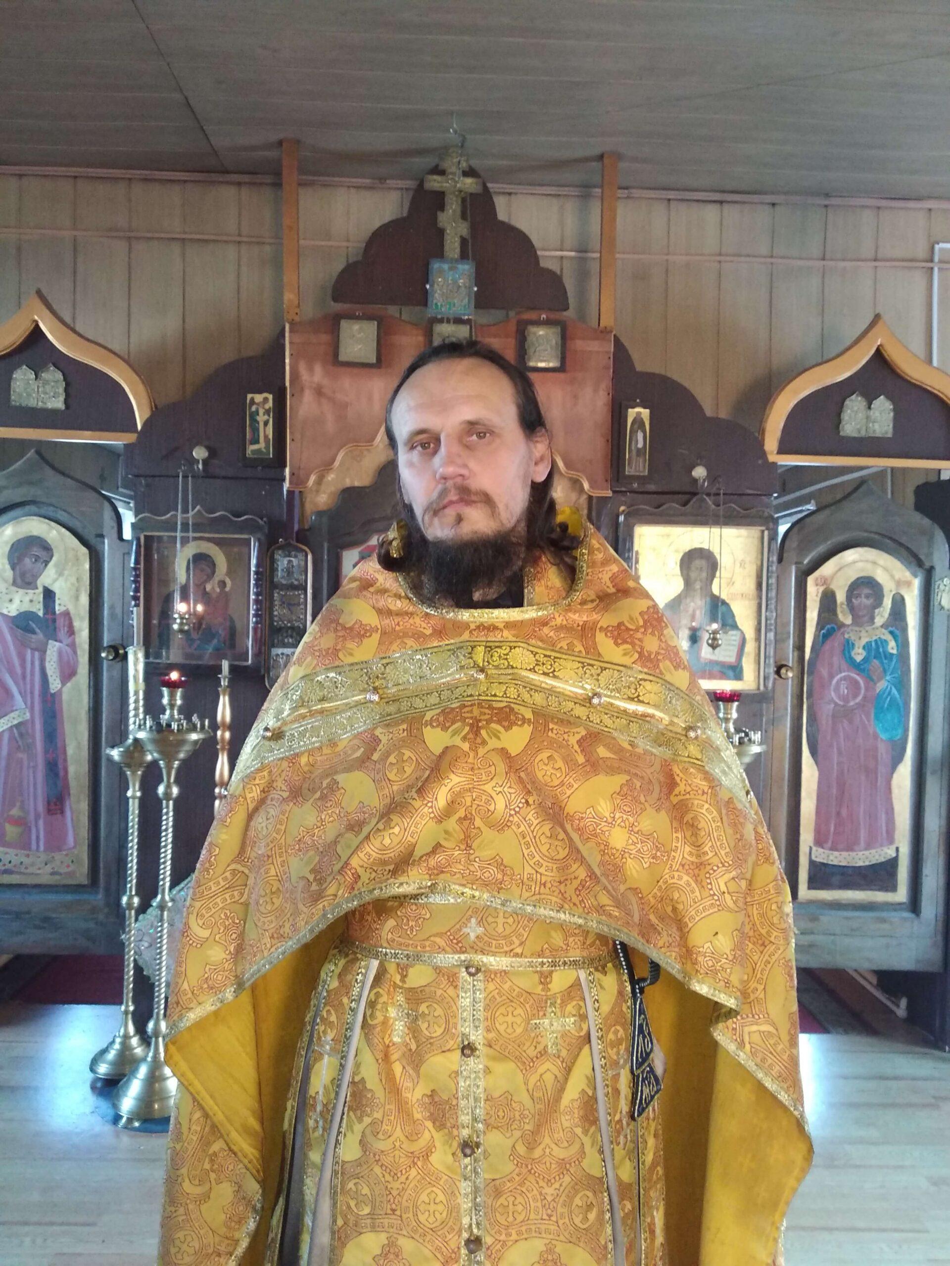 иерей Владимир Шибанов, КЫЗЫЛЬСКАЯ ОБЩИНА