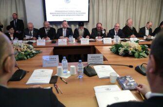 ГОСДУМА РОССИИ - СЛОВО ПРЕДСТОЯТЕЛЯ НАШЕЙ ЦЕРКВИ МИТРОПОЛИТА КОРНИЛИЯ
