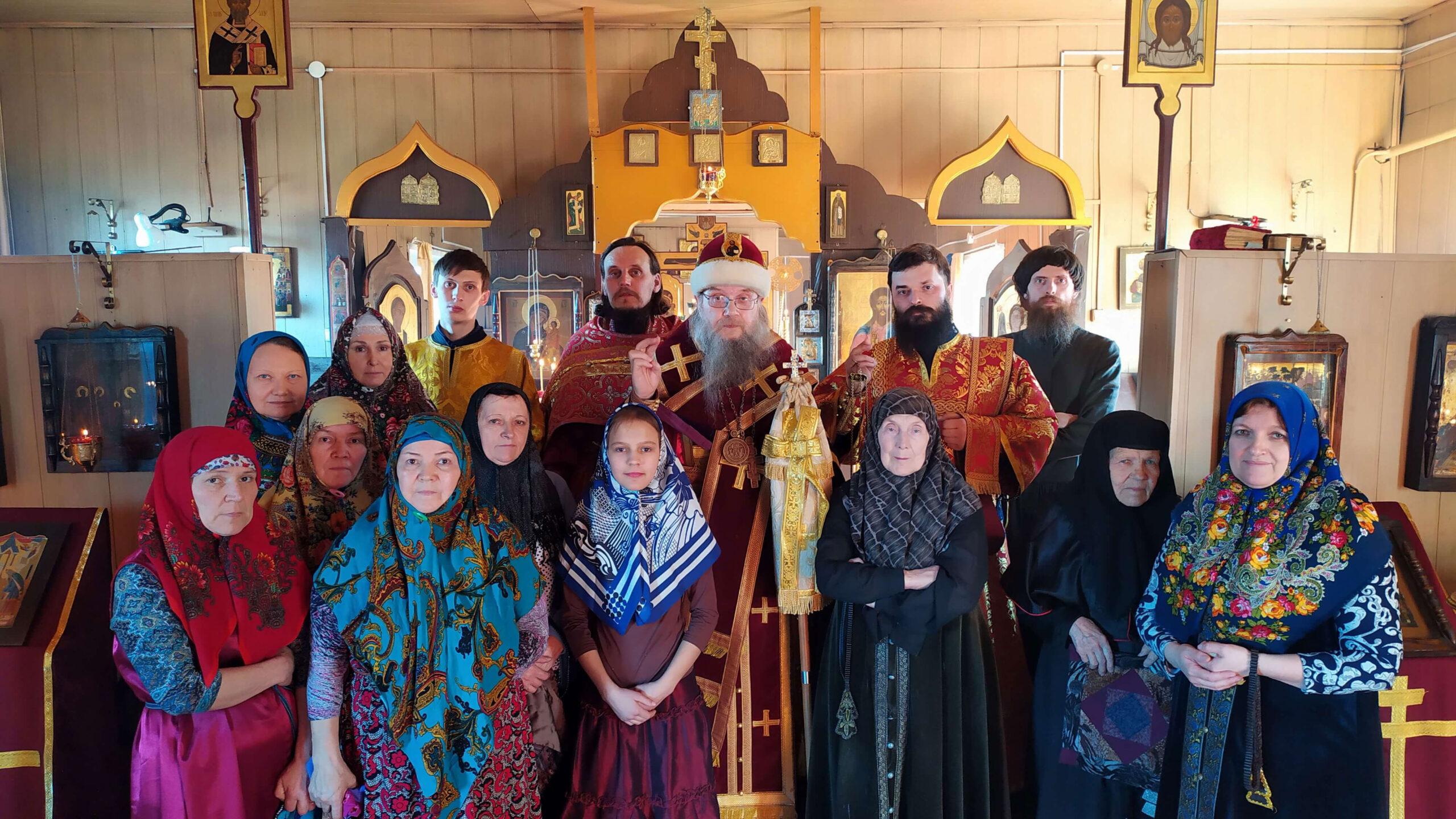 Марьино стояние в Кызыле