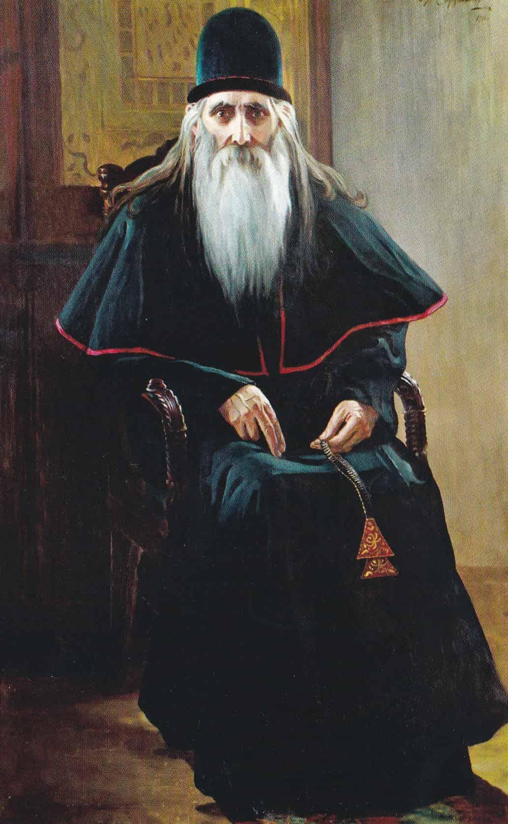 Иоанн (Картушин), архиепископ Московский