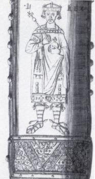 Людовик II. Король Италии и Прованса. Император Запада в 850-875 гг.