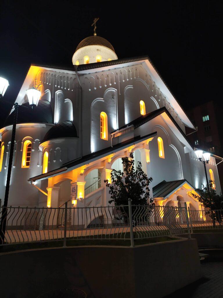 церковь во имя Сретения Владимирская чудотворный иконы Пресвятыя Богородицы