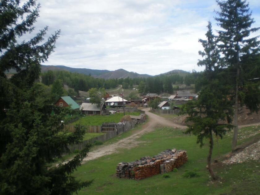 Переселение старообрядцев в Туву