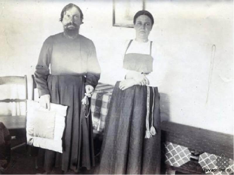 Усинские старообрядцы. Переселение старообрядцев в Туву