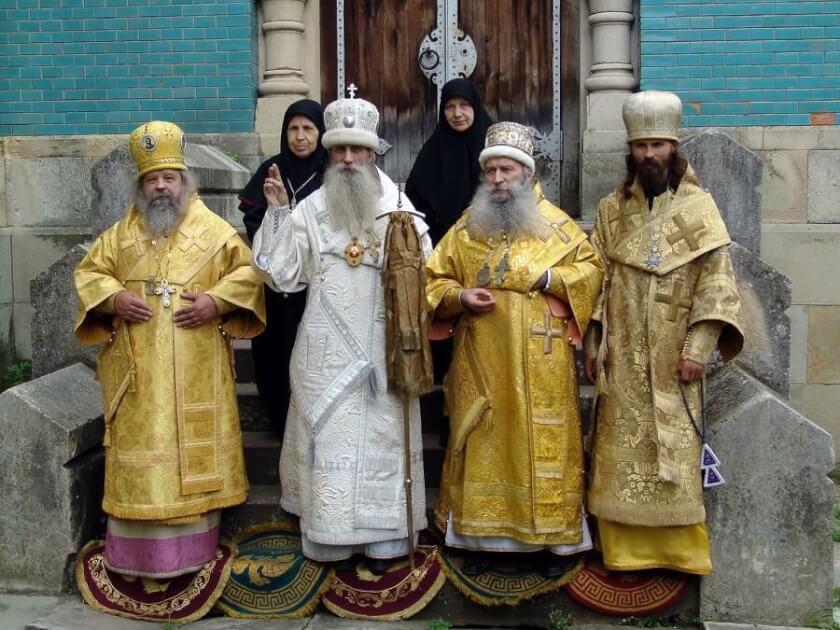 Новые ереси новообрядческой церкви