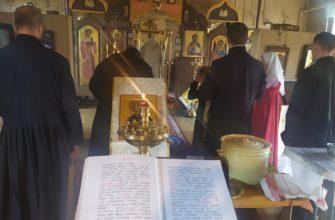 Престольный Праздник Кызыльской общины3