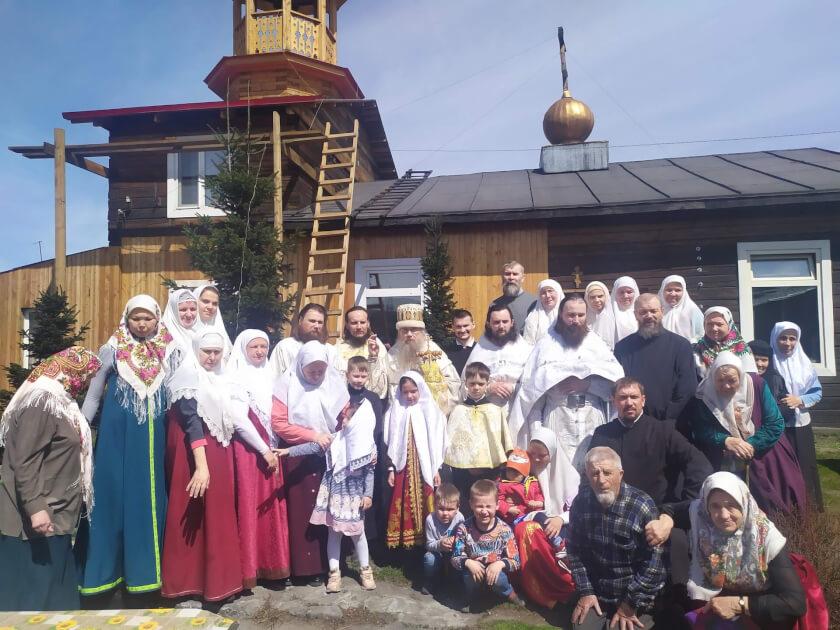 Престольный Праздник Кызыльской общины